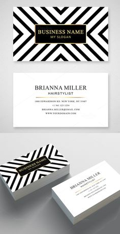 Gold foil made by lee handwoven jewelry business c graphic design modern business card design reheart