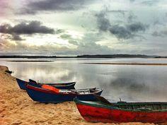 Lagoa de Santo André (Costa de Alentejo, Portugal)