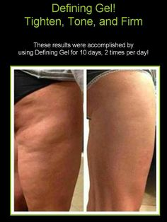 It Works Defining Gel minimizes the appearance of cellulite and stretch marks and smells amazing! Order @ http://itworksyall.myitworks.com