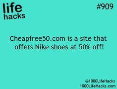 1000+Life+Hacks | 775 notes tagged as life life hacks life hack nike shoes shopping ...