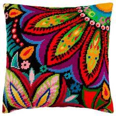 """Купить """"Махараджа V-155"""". Производитель: Чарівниця. Раздел: Наборы для вышивки подушек полукрестом/Вышивание"""