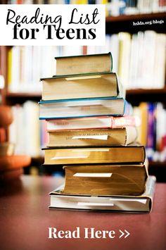 Reading Lists for Teens | HSLDA Blog
