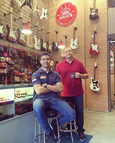 E o #cafedas18 de hoje contou com a presença do nosso amigo Raul!