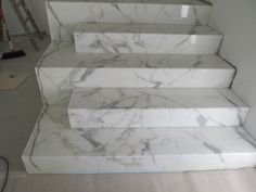 Scala in Marmo Statuario in chiave moderna Drawings, Granite, Staircases, Sketches, Drawing, Portrait, Resim, Draw