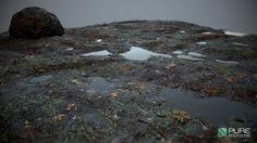 ArtStation - Forest Ground - Tiling Texture Tutorial, Jacob Norris