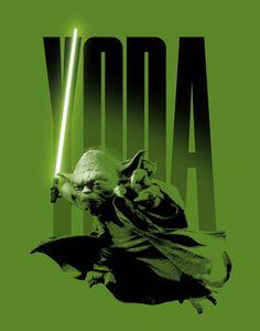 Yoda est le meilleur guerrier de l'ordre Jedi, maître du style « Ataru » (Forme IV), d'où ses innombrables et spectaculaires acrobaties. Il utilise sa grande maîtrise de la Force au combat : on le voit assommer 2 gardes de l'Empereur d'un simple revers de main, et son pouvoir d'absorption de la foudre Sith est sans égal. Yoda a un sabre laser vert.