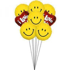 Love is the most beautiful relation and to make it sweeter, add some smiles to whom you give the gift of love.  Mother's Day #Balloons #Delivery to USA