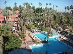 Marrakech/Morocco  Hotel Kenzi Farah