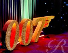 007 ball decorations - Google Search