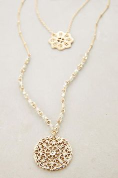 Lucrezia Layer Necklace                                                                                                                                                                                 More