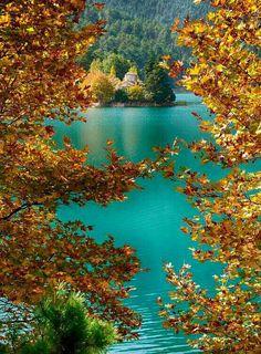 Lake Doxa, Korinthia Prefecture, Greece