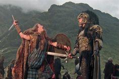 Highlander - Connor and The Kurgan