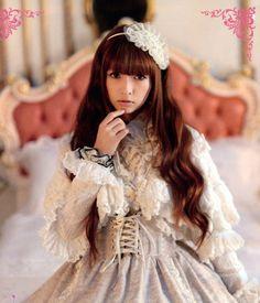 Inspiration: Lolita hairstyles photo Blue Monarchs photos