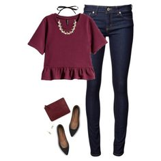 Wine red... Perfect for the holidays