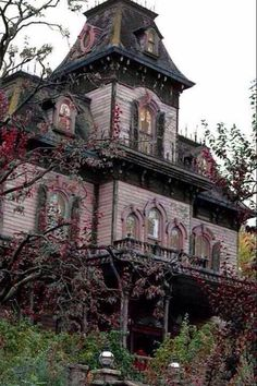 This Old House - Halloween House!