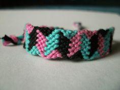 Friendship Bracelets - patterns, tutorials, gallery