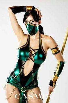 Brinksy's Jade cosplay