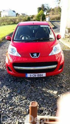 Peugeot 107 Envy