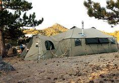 Cabela's Ultimate Alaknak™ Tent – 12' x 12' : Cabela's