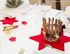 Glücksschweinchen für Silvester - Rezept Candles, Tableware, Food, Drinks, Beignets, Bakken, Drinking, Dinnerware, Beverages