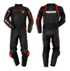 23 Best Ducati leather suit jacket images | Ducati, Leather