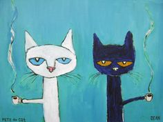 Pete the Cat, and the artist who loved him | www.accessatlanta.com