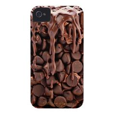 Chocolate Wasted Cake iPhone case iPhone 4 Case-Mate Cases