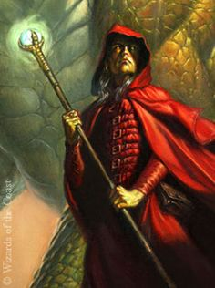 Raistlin - Dragonlance