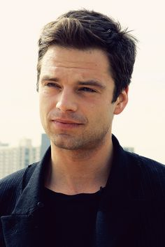 Sebastian Stan. Before you know it, my friends will be staging an intervention.