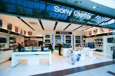 Вест-Энд торговый центр в Будапеште | WestEnd City Center Budapest Sony, Budapest