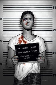 Superman: American Alien Cover Art #2