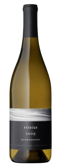2009 Chardonnay from Stratus Vineyards, Niagara-on-the-Lake, Ontario.