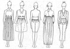 9 тип. Худая женщина с широкими плечами. Узкие талия и бедра, маленькая грудь. Вам подойдет любой фасон юбок, брюк, любая длина. Можно носить толстые колготки, лосины, главное – не акцентировать внимание на плечах. Маленькую грудь поможет скорректировать хорошее белье.