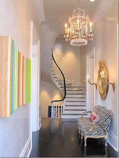Gorgeous New Orleans French Quarter home, circa 1831, decorated by Katie Stassi Scott
