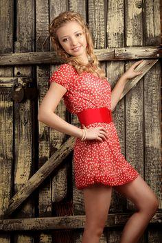 country girl Oksana  фотограф Андрей Кизин стилист Наталья Звонарева