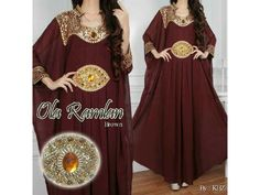 OLLA RAMLAN KAFTAN DRESS Material cerutti Freesize. Fit S TO XXL  Pm/whatsapp +60143403410 www.facebook.com/gilashopdotmy www.myproductdeal.com  International delivery using EMS, DHL, CITYLINK, GDEX We accept payment through Paypal, Western union and Bank Transfer