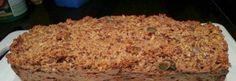 Het allerlekkerste havermoutbrood maak je in 5 minuten helemaal zelf!
