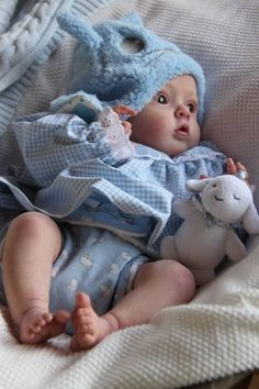 Tiffany by Natali Blick - Online Store - City of Reborn Angels Supplier of Reborn Doll Kits and Supplies