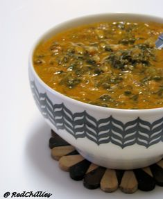 Mucho Malabar. . . Malabar Spinach Coconut Curry (Vaali Ambat)