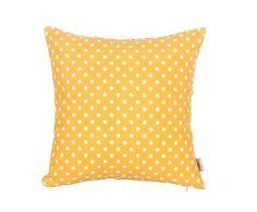 Декоративная подушка - 65% хлопок, 43х43х10 см