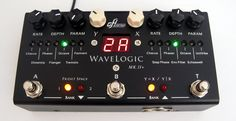 Wavelogic MKII+ pedal page - GFI System Webpage