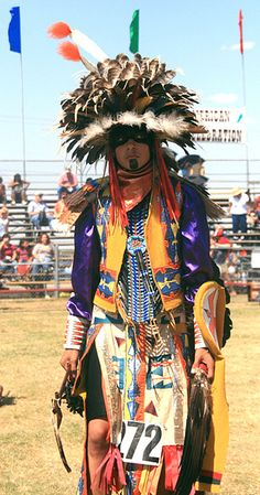 Pow Wow in Texas by oneryarlys, via Flickr