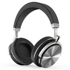 Bluedio t4 액티브 소음 무선 블루투스 헤드폰 무선 헤드셋 마이크