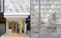 Bed One Block Hostel by A MILLIMETRE, Bangkok – Thailand » Retail Design Blog
