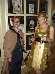 dr who dalek costumes - Google Search