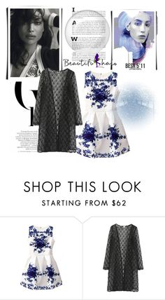 """""""Beautifulhalo"""" by fashion-572 ❤ liked on Polyvore featuring women's clothing, women, female, woman, misses, juniors and beautifulhalo"""