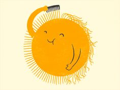 Bad Hair Day - this makes me smile {big time}