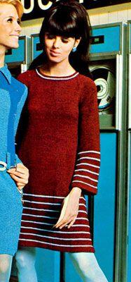 Amazing free vintage knitting patterns online