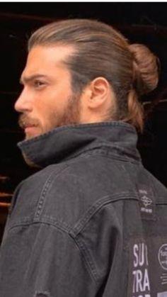 Turkish Men, Turkish Actors, Viking Beard, Book Photography, Bearded Men, Beautiful Men, Hair Cuts, Handsome, Long Hair Styles