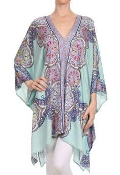 Shop Indigo Bleu's bohemian apparel! www.indigobleufashion.com #summerfashion #indigobleufashion